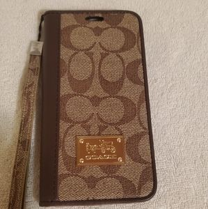 New-iphone Xs Max wallet coach